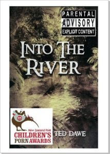 into the river warning