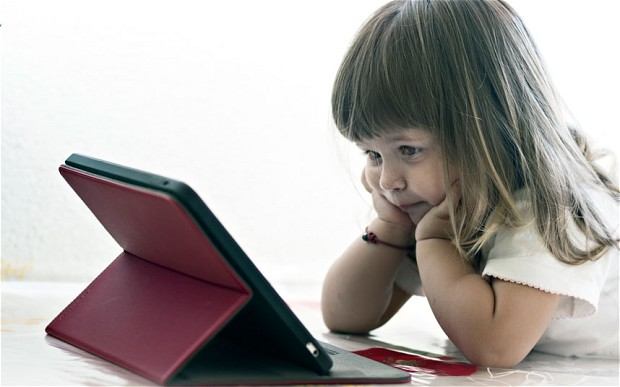 Kids using iPads at risk of chronic pain later in life