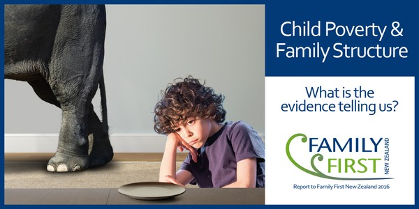NEW REPORT – Child Poverty: Don't Mention Family Structure