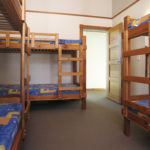 camp bunk room