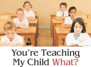 sex education youre teaching what