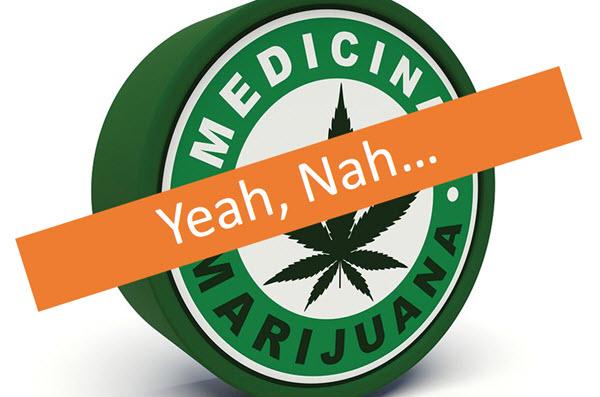 Cannabis Advocates Wilfully Misleading Public on Medicinal Marijuana